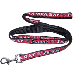 Mirage Pet Products Tampa Bay Buccaneers Leash Medium