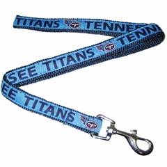 Mirage Pet Products Tennessee Titans Leash Medium