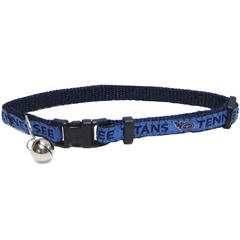 Mirage Pet Products Tennessee Titans Cat Collar