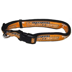 Mirage Pet Products Tennessee Vols Collar Large
