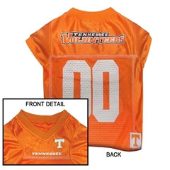 Mirage Pet Products Tennessee Vols Jersey Large