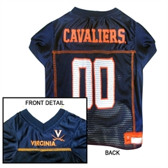 Mirage Pet Products University of Virginia Cavaliers Jersey XS