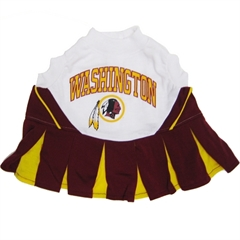 Mirage Pet Products Washington Redskins Cheer Leading MD