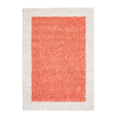 8' x 10' Strawberry Fields Silky Shag Rug
