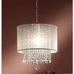 30 In Bhavya Crystal Table Lamp