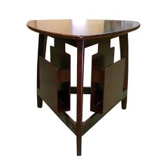 Magazine Table - Cherry