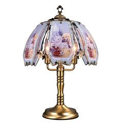 "23.5"" Touch-On Table Lamp - Cats"