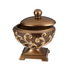 """10.5"""" Odysseus Baroque Jewelry Box"""