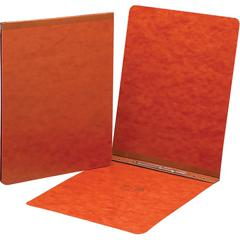"""Smead PressGuard® Report Covers with Fastener - 2"""" Folder Capacity - Letter - 8 1/2"""" x 11"""" Sheet Size - 20 pt. Folder Thickness - Pressguard - Red - Recycled - 1 Each"""