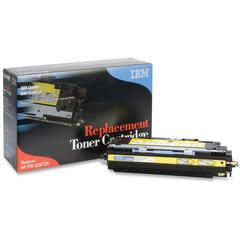 IBM Remanufactured Toner Cartridge - Alternative for HP 309A (Q2672A) - Laser - 4000 Pages - Yellow - 1 Each