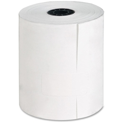 """Sparco Thermal Paper - 3.13"""" x 230 ft - 48 g/m² Grammage - 50 / Carton - White"""