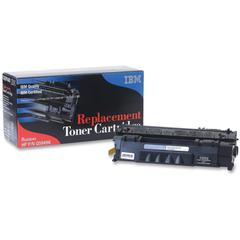 IBM Remanufactured Toner Cartridge - Alternative for HP 53A (Q7553A) - Laser - 3000 Pages - Black - 1 Each