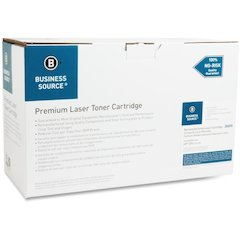 Business Source Remanufactured Toner Cartridge - Alternative for HP 29X (C4129X) - Laser - 10000 Pages - Black - 1 Each