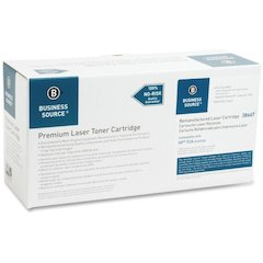 Business Source Remanufactured Toner Cartridge - Alternative for HP 92A (C4092A) - Laser - 2500 Pages - Black - 1 Each