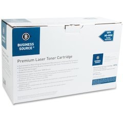 Business Source Remanufactured Toner Cartridge - Alternative for HP 45A (Q5945A) - Laser - 18000 Pages - Black - 1 Each