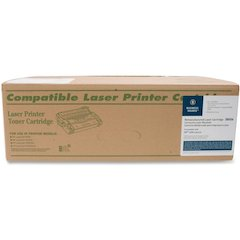 Business Source Remanufactured Toner Cartridge - Alternative for HP 43X (C8543X) - Laser - 30000 Pages - Black - 1 Each