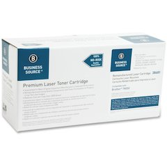 Business Source Remanufactured Toner Cartridge - Alternative for Brother (TN550) - Laser - 3500 Pages - Black - 1 Each