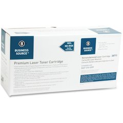 Business Source Remanufactured Toner Cartridge - Alternative for Dell (310-5399) - Laser - 3000 Pages - Black - 1 Each