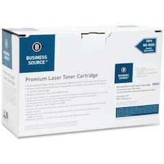 Business Source Remanufactured Toner Cartridge - Alternative for HP 49X (Q6511A) - Laser - 6000 Pages - Black - 1 Each