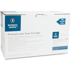 Business Source Remanufactured Toner Cartridge - Alternative for HP 09A (C3909A) - Laser - 15000 Pages - Black - 1 Each