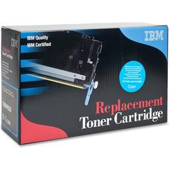 IBM Remanufactured Toner Cartridge - Alternative for HP 503A (Q7581A) - Laser - 6000 Pages - Cyan - 1 Each