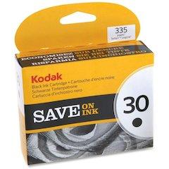 Kodak 30B Original Ink Cartridge - Inkjet - 335 Pages - Black - 1 Each