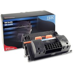 IBM Remanufactured Toner Cartridge - Alternative for HP 64X (CC364X) - Laser - 24000 Pages - Black - 1 Each