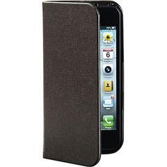 Folio Pocket Case for iPhone 5 - Mocha Brown