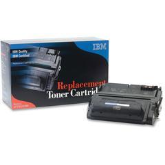 IBM Remanufactured Toner Cartridge - Alternative for HP 38A (Q1338A) - Laser - 12000 Pages - Black - 1 Each
