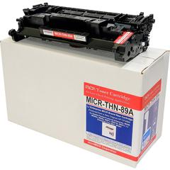 microMICR MICR Toner Cartridge - Alternative for HP 89A - Black - Laser - 5000 Pages