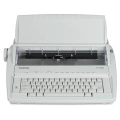 """Brother ML-100 Electronic Typewriter - Daisy Wheel - 12 cps - 9"""" Print Width"""