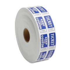 Sparco Roll Tickets - Blue