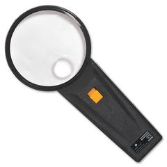 "Sparco Illuminated Magnifier - Magnifying Area 3"" Diameter"