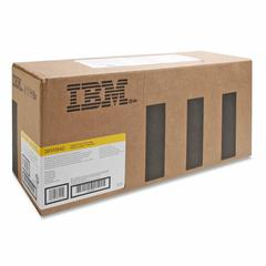 InfoPrint Return Prog Extra High Yield Yellow Toner Cartridge - Yellow - Laser - 15000 Page - 1 Each