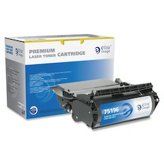 Elite Image Remanufactured High Yield MICR Toner Cartridge Alternative For Lexmark T620 (12A6860) - Laser - 30000 Page Black - 1 Each