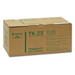 Kyocera Black Toner Cartridge - Black - Laser
