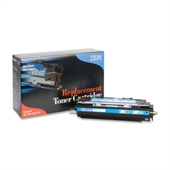 IBM Remanufactured Toner Cartridge - Alternative for HP 309A (Q2671A) - Cyan - Laser - 4000 Pages - 1 Each