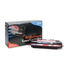 IBM Remanufactured Toner Cartridge - Alternative for HP 309A (Q2673A) - Magenta - Laser - 4000 Page - 1 Each