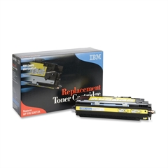 IBM Remanufactured Toner Cartridge - Alternative for HP 309A (Q2672A) - Yellow - Laser - 4000 Page - 1 Each