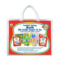 Problem Solving Math Game - Theme/Subject: Learning - Skill Learning: Mathematics