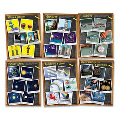 Carson-Dellosa Middle Grades Science Chartlet Set - Learning