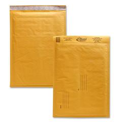 "Alliance Rubber Kraft Bubble Mailer - Bubble - #4 - 9.50"" Width x 14.50"" Length - Peel & Seal - Paper - 25 / Carton - Kraft"