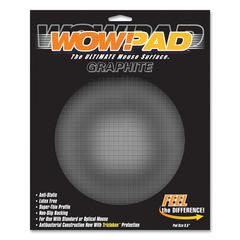 Miller's Creek Circular WOW! Mouse Pad - Graphite