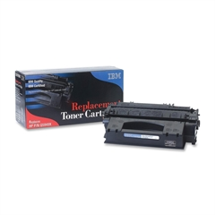 IBM Remanufactured Toner Cartridge - Alternative for HP 53X (Q7553X) - Black - Laser - 7000 Page - 1 Each