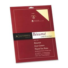 """36-534-03 Copy & Multipurpose Paper - Letter - 8.50"""" x 11"""" - 24 lb Basis Weight - Recycled - 25% Recycled Content - Wove - 20 / Pack - Ivory"""