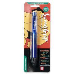 Sakura of America Sumo Grip Mechanical Pencil - 0.5 mm Lead Diameter - Refillable - Blue Barrel - 1 Pack