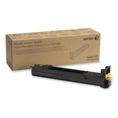 Xerox Standard Capacity Yellow Toner Cartridge - Laser - 1 Each