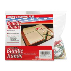 Kleer-Fax Bundle Rubber Band - 1 / Pack - Rubber - Assorted