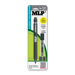 Zebra Pen MLP2 Mechanical Pencil - #2 Lead Degree (Hardness) - 0.9 mm Lead Diameter - 1 Pack