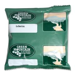 Green Mountain Coffee Our Blend Coffee - Regular - Light/Mild - 50 / Carton